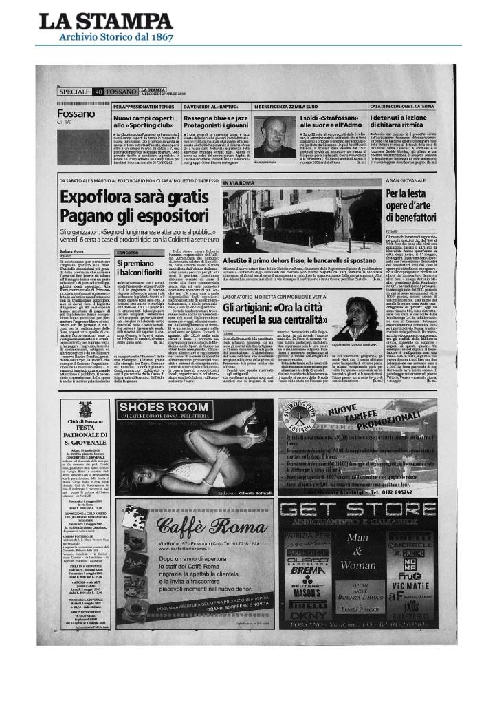2005_04_27_LA STAMPA_RASSEGNA BLUES E JAZZ PROTAGONISTI E GIOVANI
