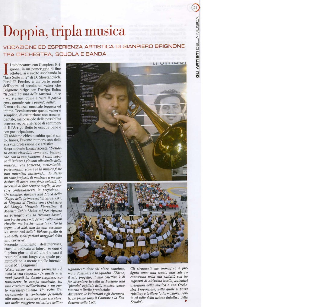2010.12_Fossano in Mostra_Brignone