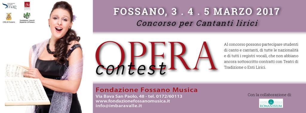 Concorso Lirico Opera Contest Copertina per FB