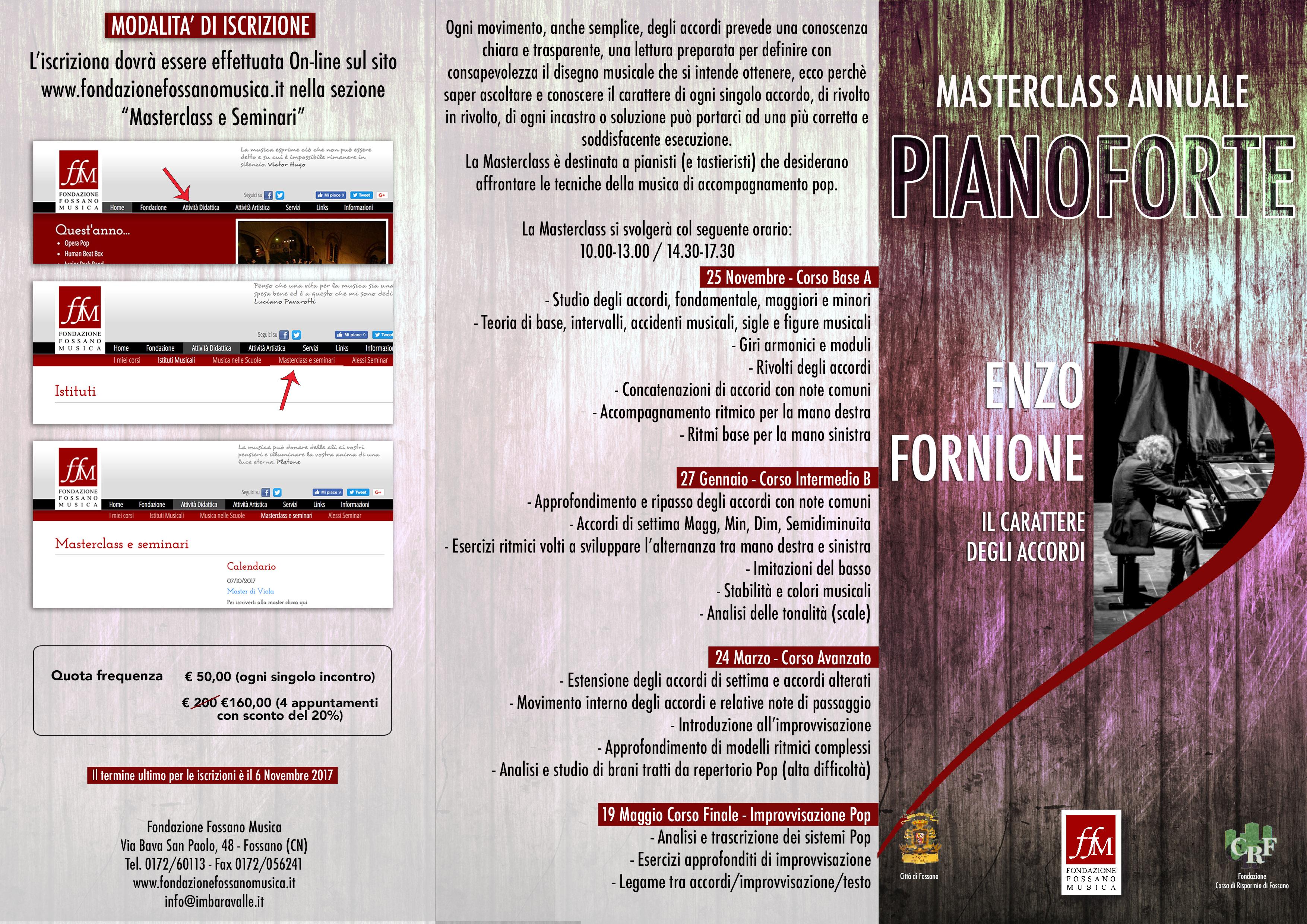 Brochure Masterclass E.Fornione Fronte copia