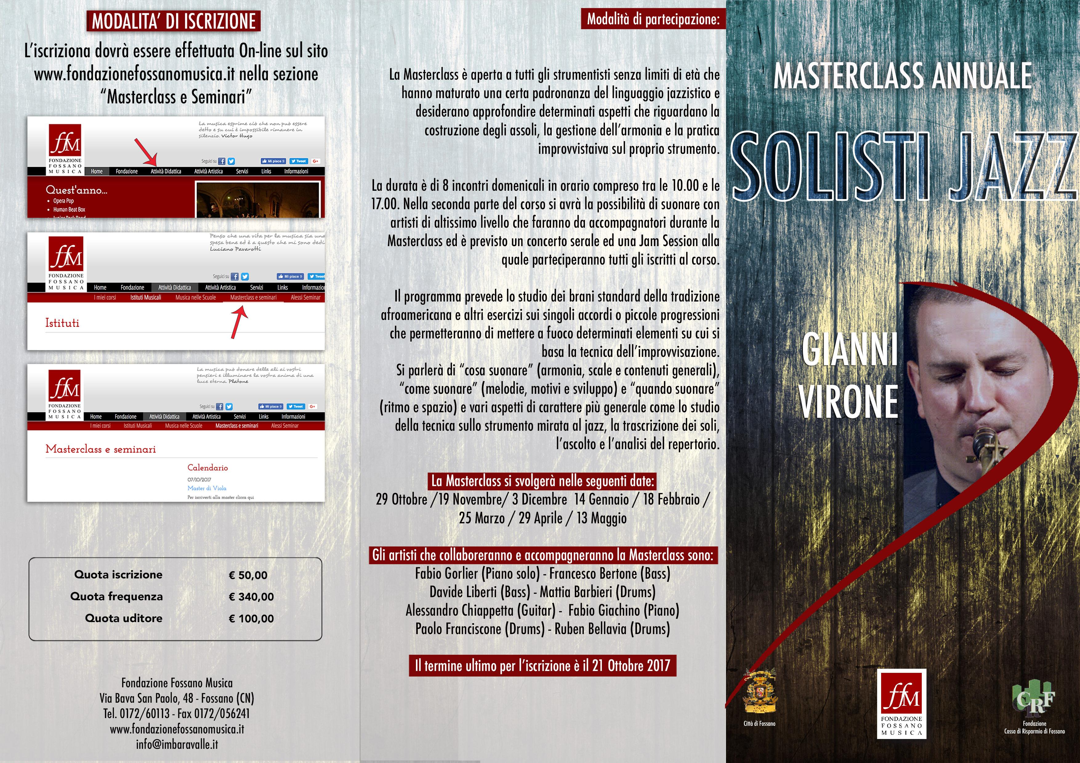 Brochure Masterclass Virone Fronte copia